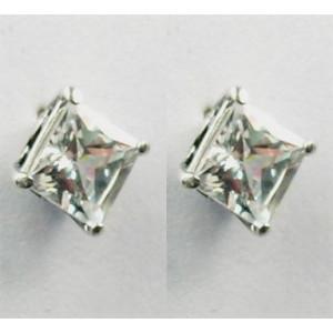 Cercei argint zircon-E4376B