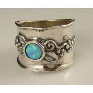 Inel argint opal R10441