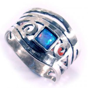 Inel argint R2441 opal