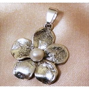 Pandantiv argint perla P1529