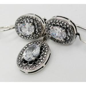 Set argint -zircon -E3708-P3705