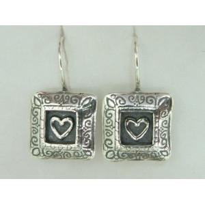 Cercei argint E1150