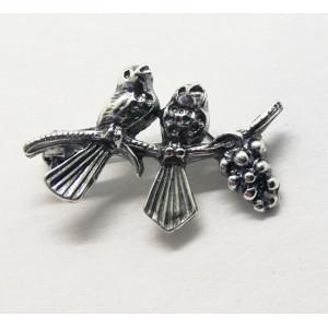 Brosa argint BRO109