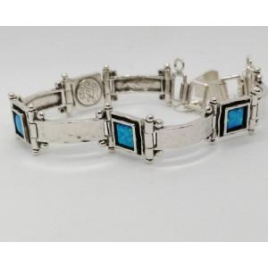 Bratara argint opal B2661