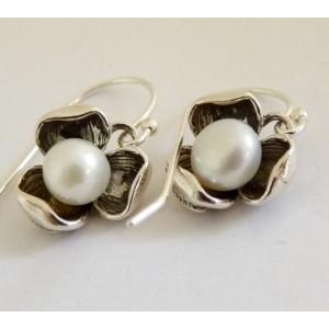 Cercei din argint-E9367