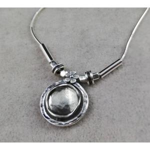 Colier argint opalit N984