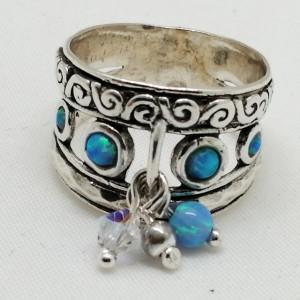 Inel argint opal R9693-3