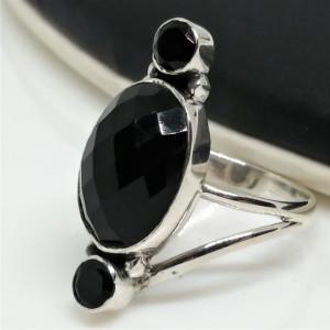 Inel argint RG5 -onix