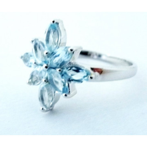 Inel argint topaz -VR06772