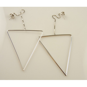 Cercei argint mari -ORON0039RHL
