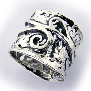 Inel argint R3392