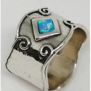 Inel de argint 925 cu opal R1399