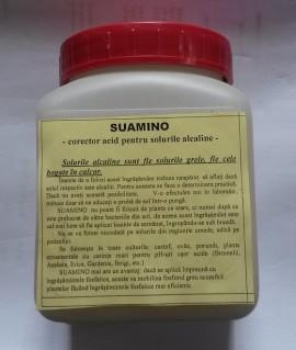 Poze SUAMINO 500gr - corector acid pentru solurile alcaline