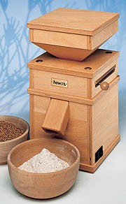 HAWOS QUEEN1 - Moara de cereale pentru familii mici si mijlocii,