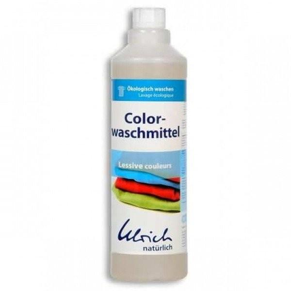 Detergent lichid pentru rufe colorate, ecologic - Ulrich Naturlich thumbnail