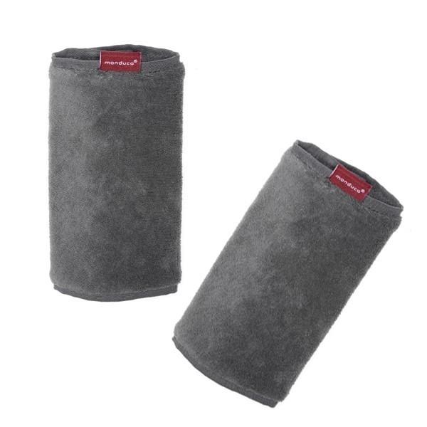 Manduca Fumbee Grey - protectie pentru bretele din bumbac organic thumbnail