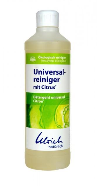 Detergent universal cu citrice, ecologic - Ulrich Naturlich