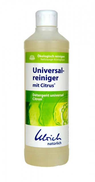 Detergent universal cu citrice, ecologic - Ulrich Naturlich thumbnail