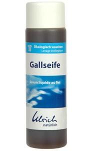Sapun lichid pentru indepartarea petelor cu bila de bou, ecologic – Ulrich Naturlich