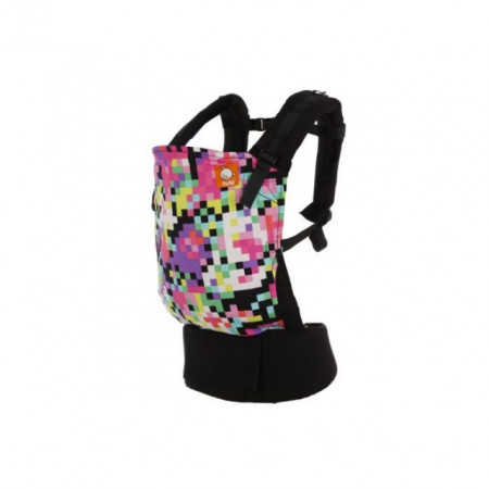 Poze Tula Toddler Carrier - PIXELATED