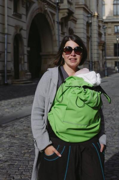 Protectie de iarna, Poarta-ma! , verde