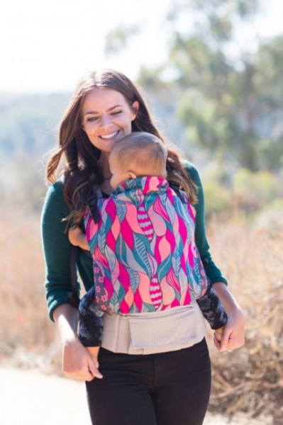 Poze Tula Baby Carrier - CHESHIRE