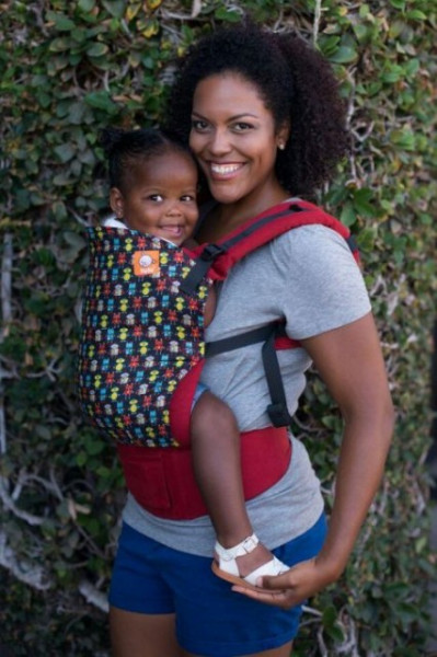 Poze Tula Baby Carrier -  LITTLE ROBOTS