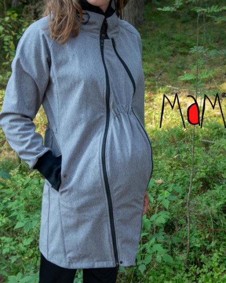Haina MaM SoftShell Light - Heather Grey