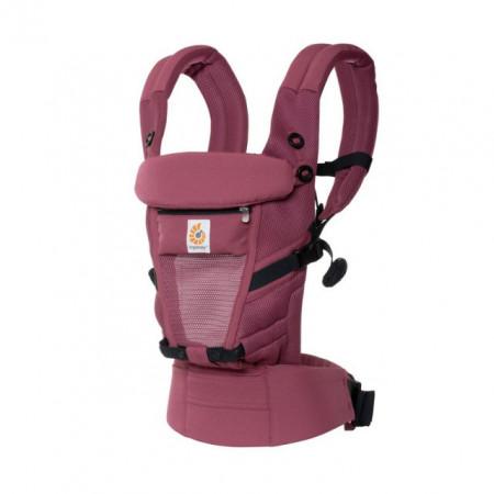 Marsupiu ergonomic, Ergobaby Adapt Cool Air Mesh, Plum
