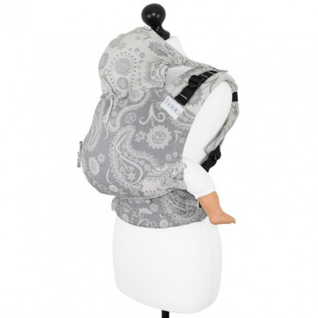 Poze Baby Size: Fidella Fusion Full Wrap Conversion, Persian Paisley- smoke(Transport Gratuit)