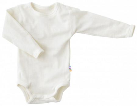 Body Joha din lână merinos - Basic White
