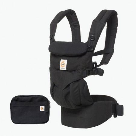 Marsupiu ergonomic,Ergobaby Omni 360, Black