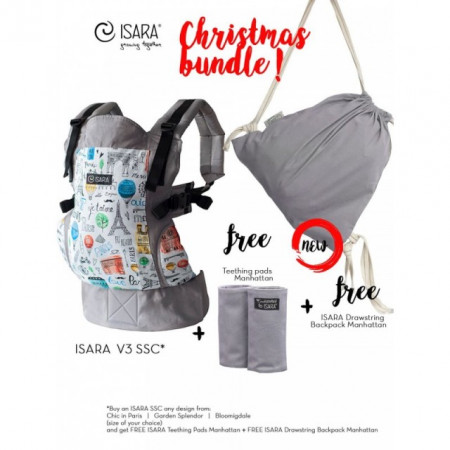 Poze Pachet special: ISARA CHRISTMAS BUNDLE CHIC IN PARIS STANDARD