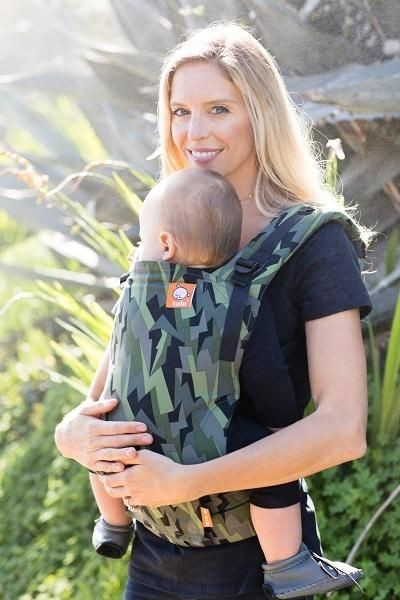 Poze TULA Baby Carrier Free to Grow - Lightning
