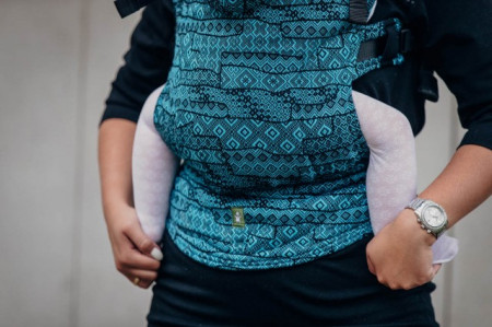 Poze LennyLamb Baby Size, Full Wrap Conversion - Enigma (Second Generation) + CADOU