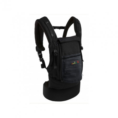 Poze Lichidare de stoc: Marsupiu SSC Physio Carrier -Black Pocket Charcoal Grey