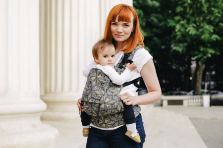 Poze SSC Luna Evo Plus  European Babywearing Week