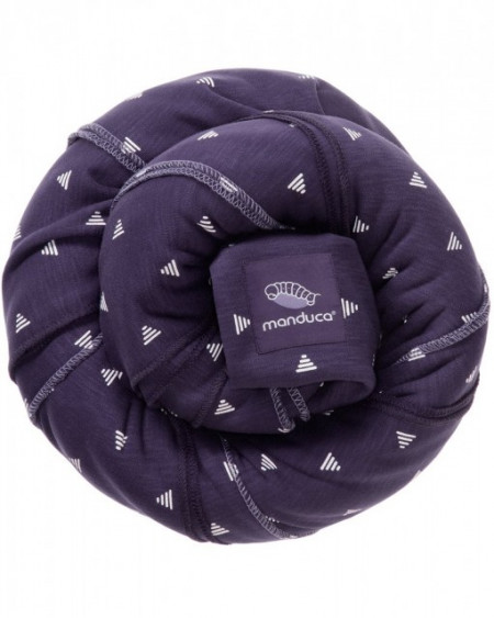 Poze Wrap elastic Manduca - Purple Darts