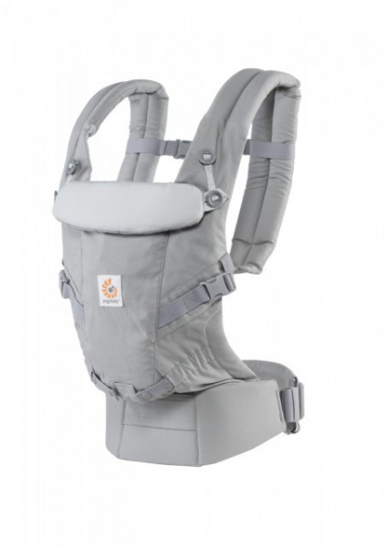 Poze ERGOBABY Carrier Original Adapt Grey - 0 LUNI+