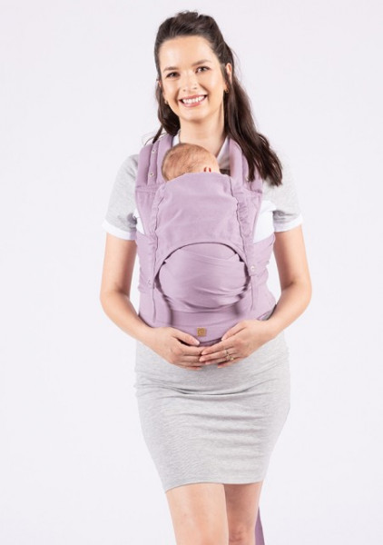ISARA QUICK Half Buckle Lavender