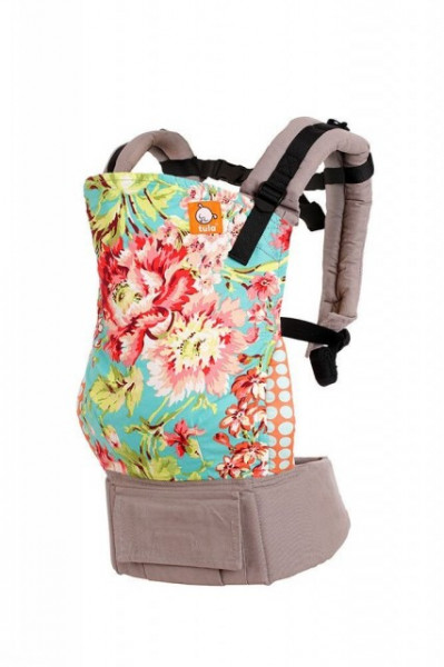 Poze Tula Toddler Carrier - Bliss Bouquet