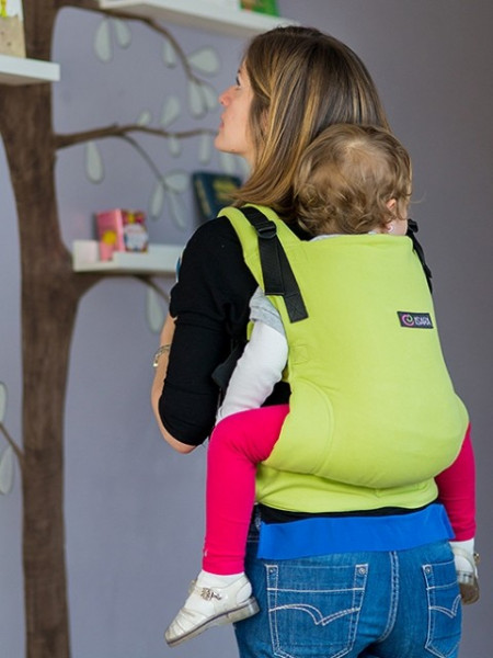 Poze Isara V3 Toddler Full Wrap Conversion - verde lime