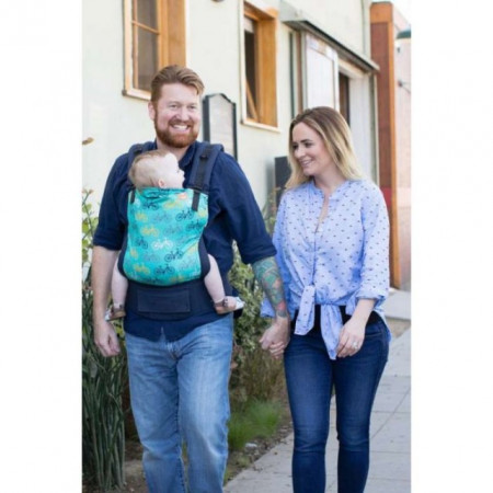Poze Tula Baby Carrier - ROUND AND ROUND