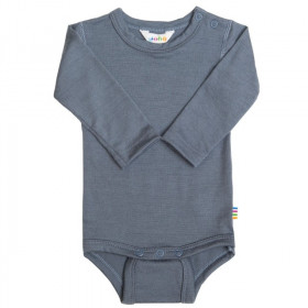 Body Joha lână merinos - Heavy Single Wool Saphire Blue