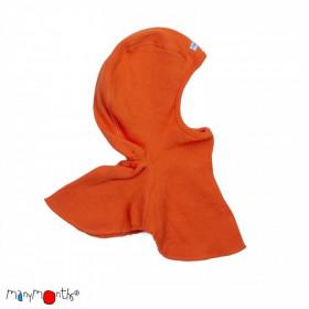 Cagula ManyMonths lână merinos - Festive Orange