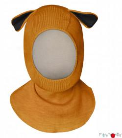 Cagulă ManyMonths lână merinos - Puppy Honey Bread