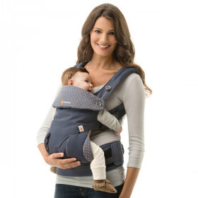 Ergobaby Carrier 4 pozitii 360 - DUSTY BLUE
