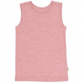 Maiou Joha lână merinos - Basic Pink