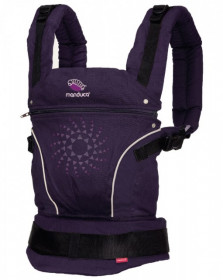 Manduca First LimitedEdition PurpleDarts  (Transport gratuit)