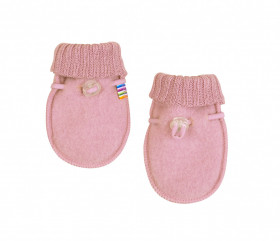 Manusi Joha lana merinos fleece - Basic Dusty Rose